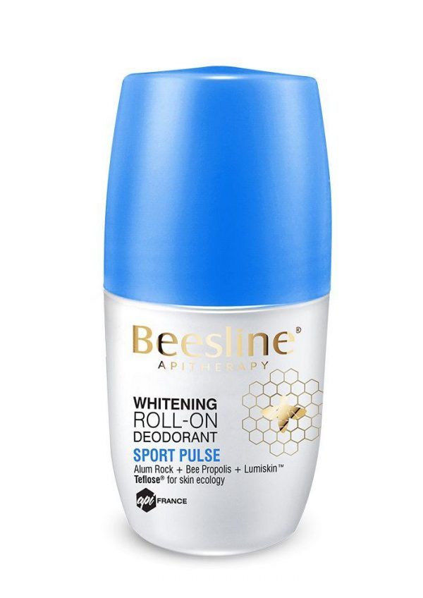 BEESLINE ROLL-ON WHITE SPOTE PULSE 50 - sydalyaonline